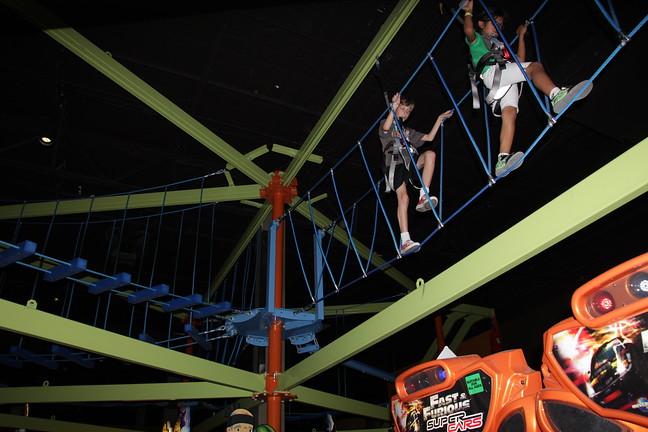 Gravity Ropes