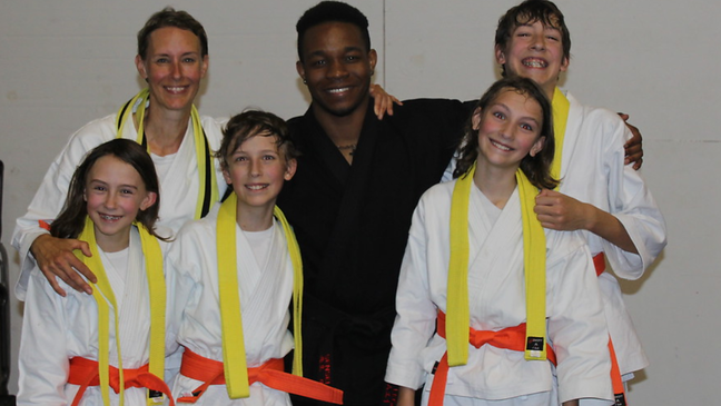 Orange Belts