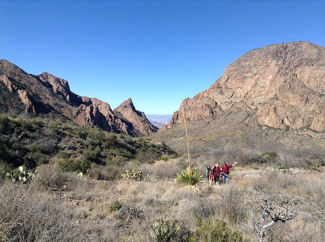 Window Trail Hike
