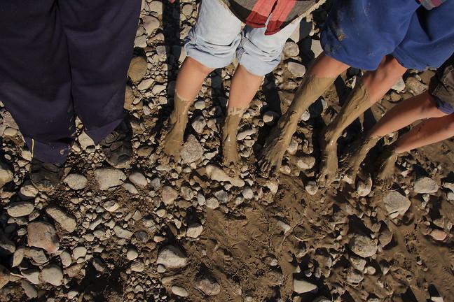 Mud Is Good