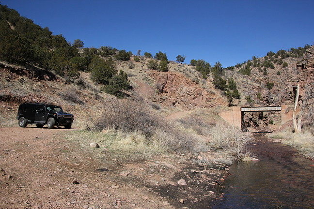 Phantom Canyon Drive