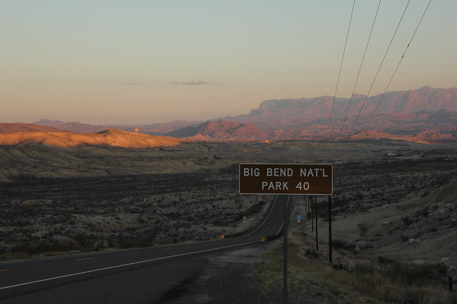 Downhill Slide To Terlingua